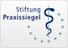 Stiftung Praxissiegel-Logo