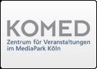 KOMED-Logo