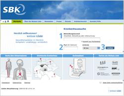 SBK Weisse Liste